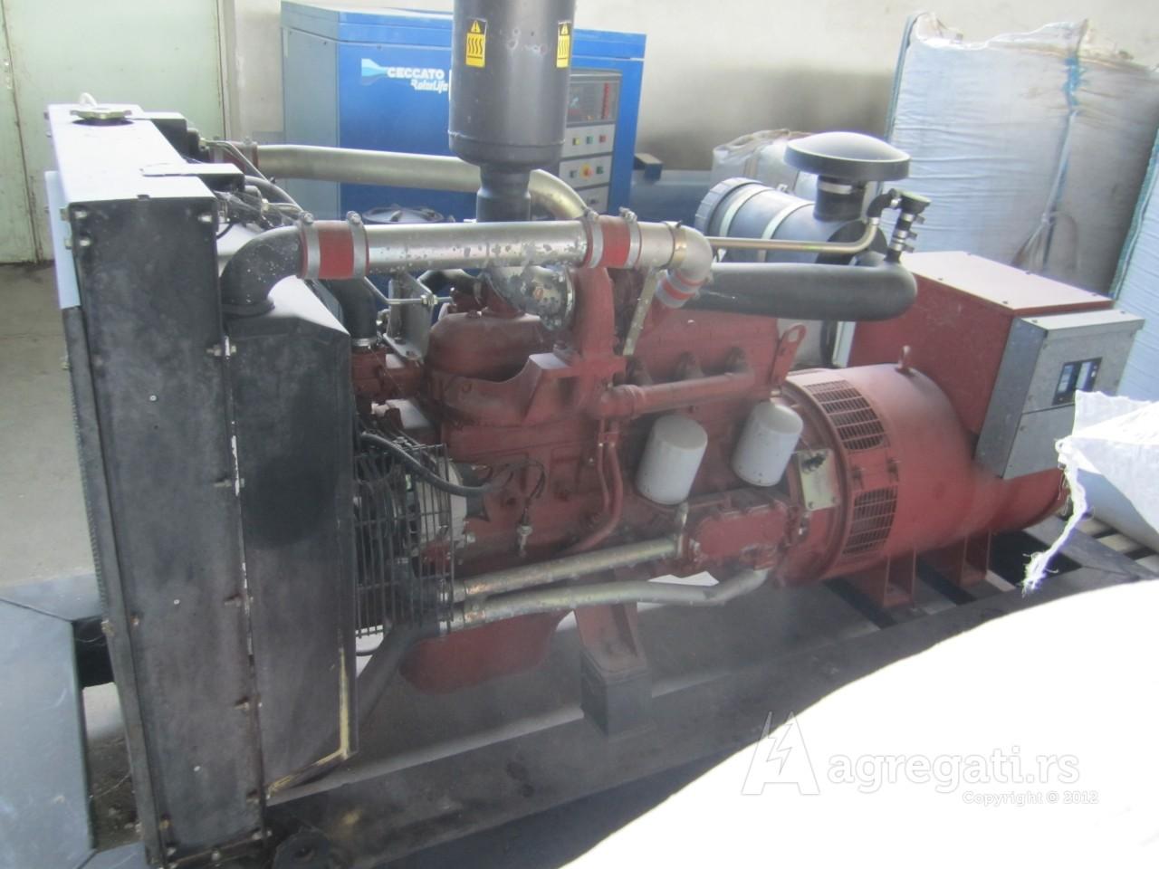IVECO 150 kVA Diesel Generator Set
