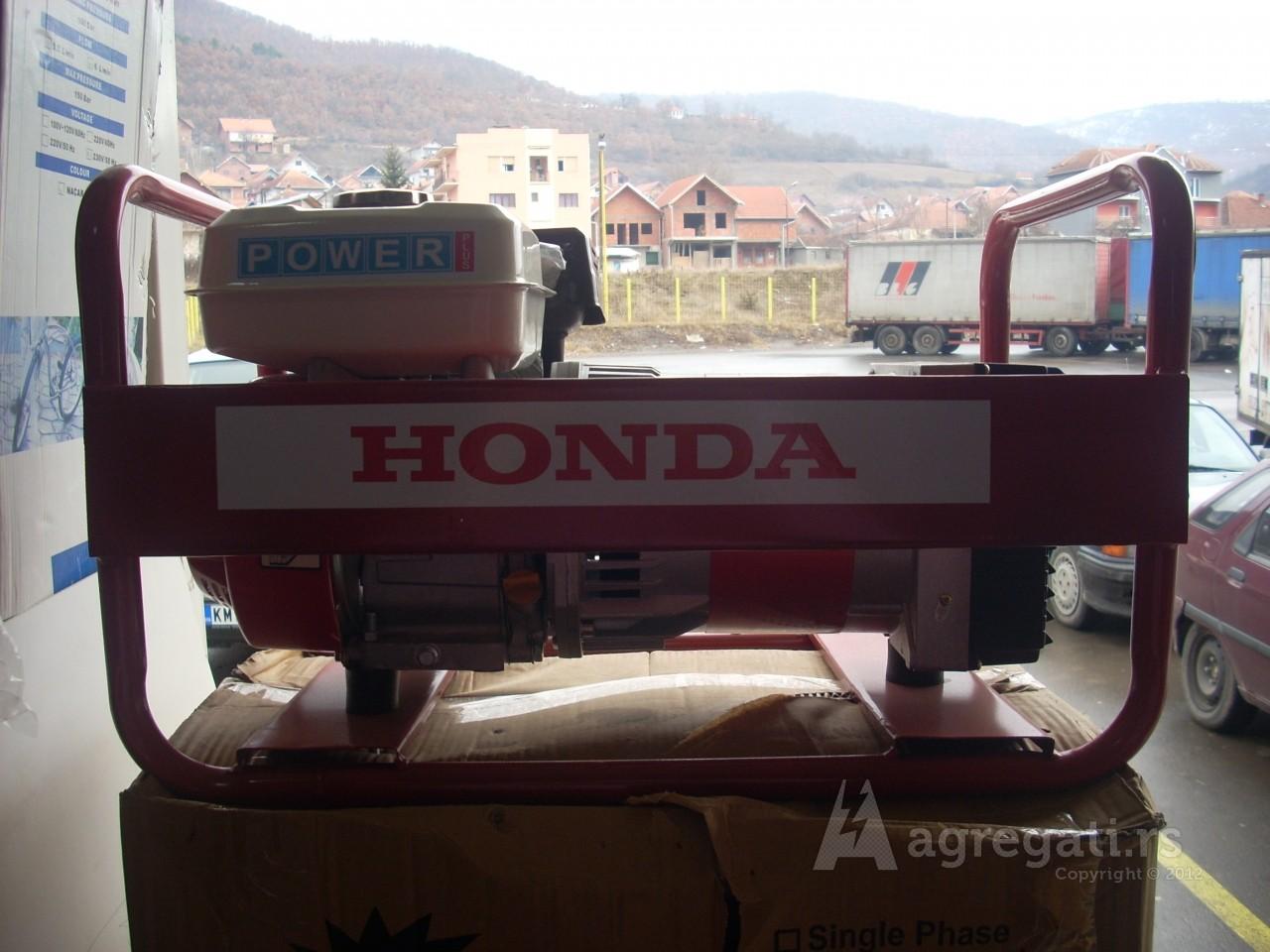 Honda 4,2kw