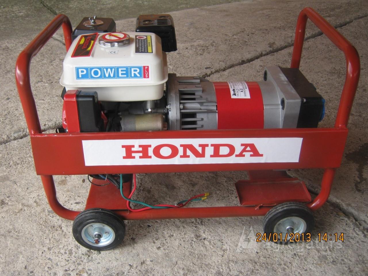 Honda gx 200
