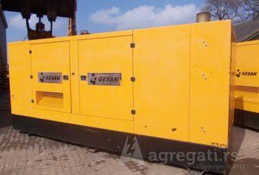 GESAN DVS450 (450kVA) – 2006 VOLVO TAD1242GE