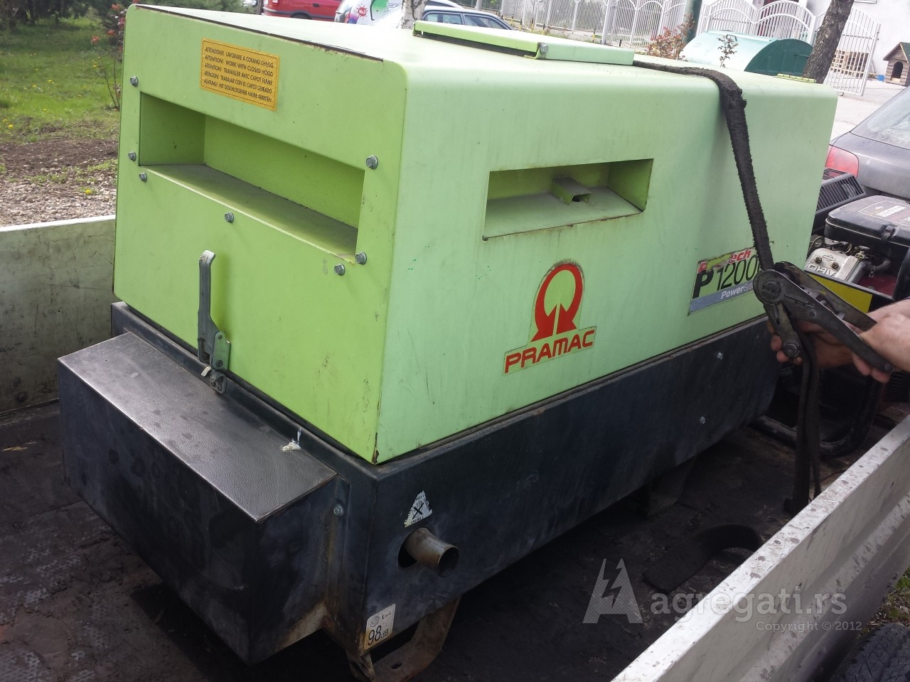 pramac p1200