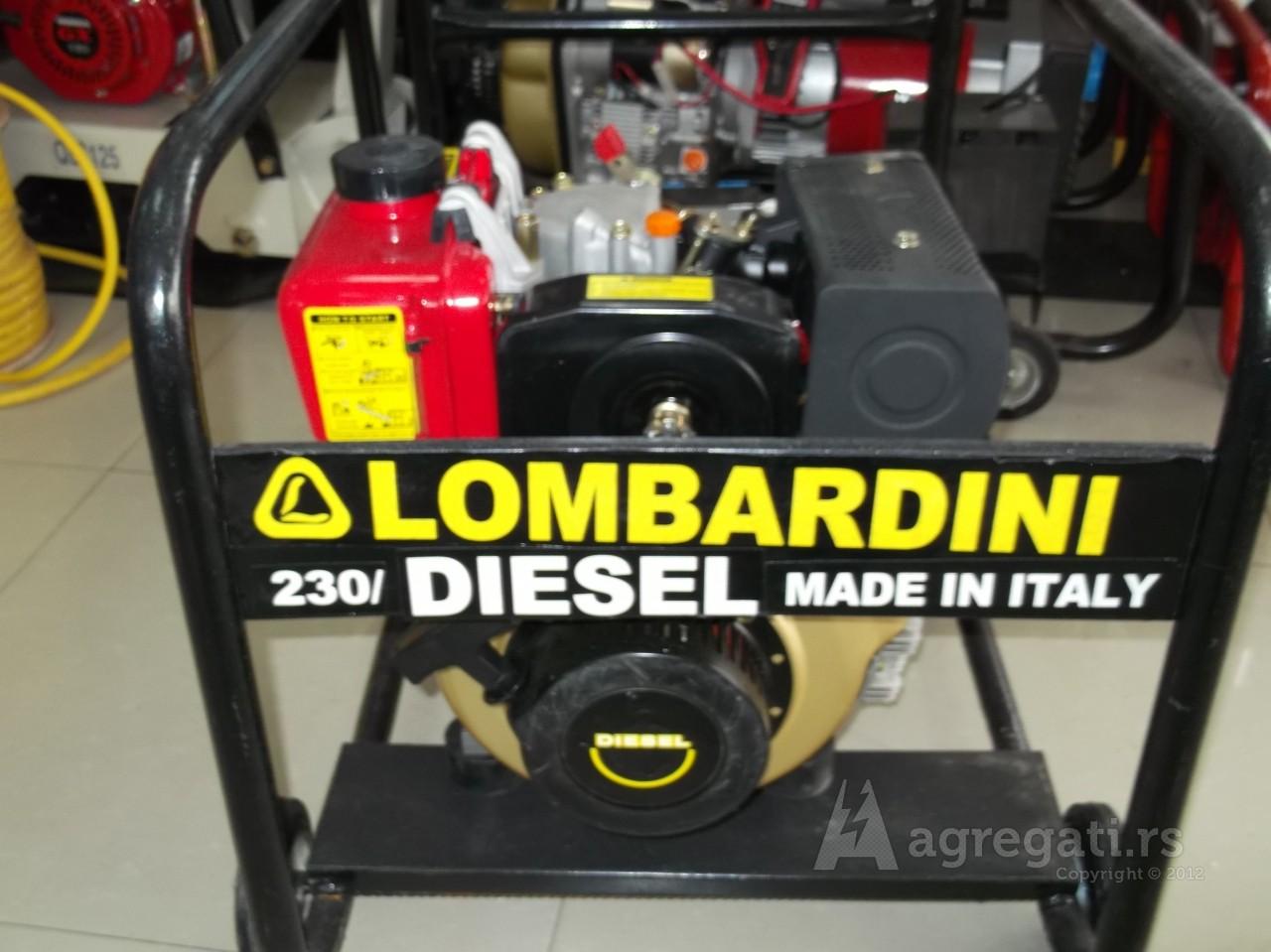 Lombardini 4,2kwa