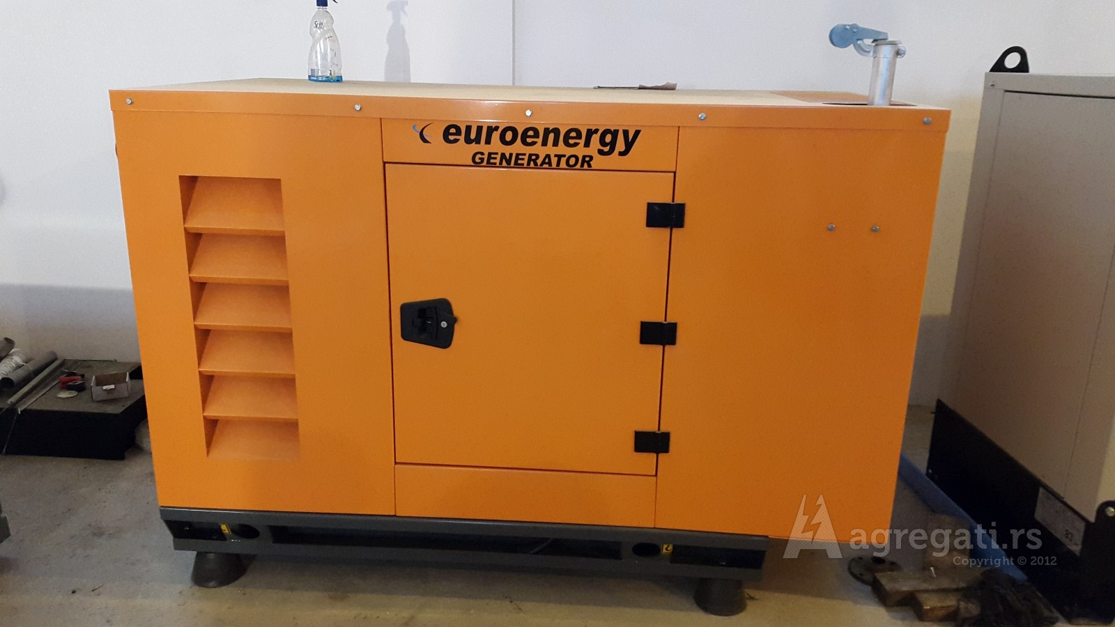 dizel agregat od 10kva do 1000kva EUROENERGY