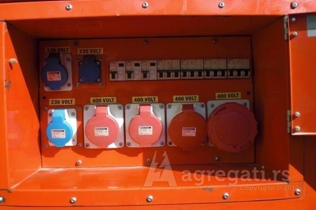 rent dizel elektro agregata 5kva 10kva 15kva 25kva 50kva 70kva 88kva 110kva 220kva