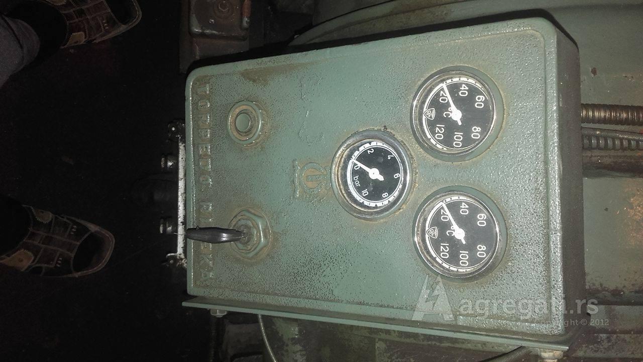 Agregat Torpedo 125kva