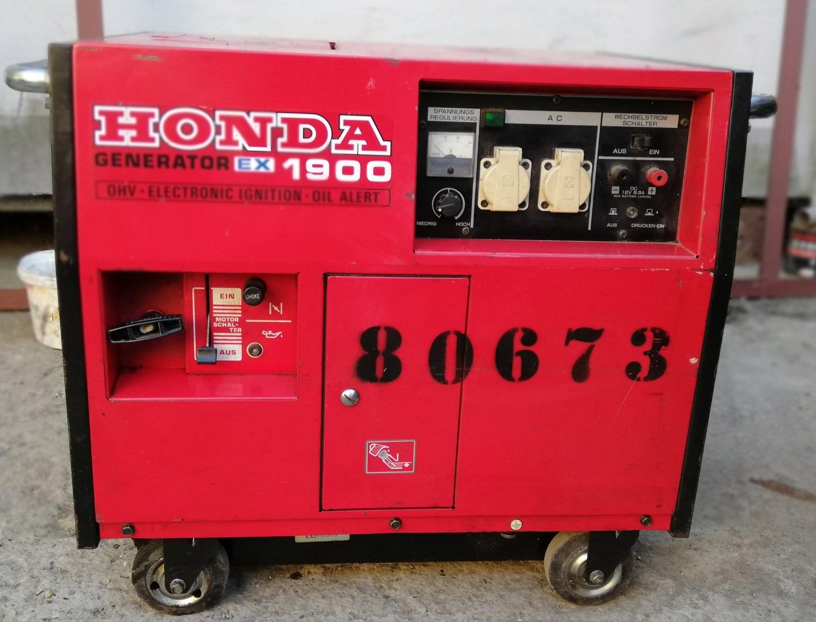 Honda ex1900